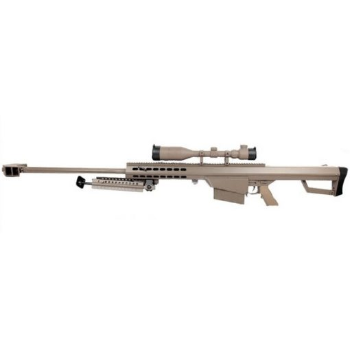 Fusil sniper M82a1 Barrett 12,7 cal .50
