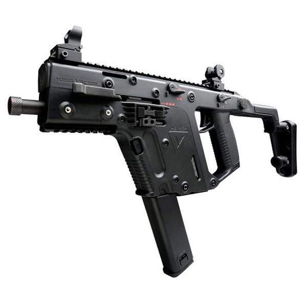 Kriss Vector KWA Gaz Kriss Arms Noir