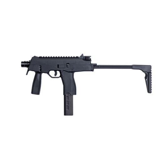 MP9 A1 GBB Noir B&T