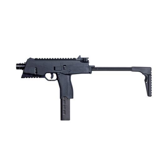 MP9 A3 GBB Noir B&T