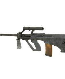 Réplique AUG A1 Militaire Kryptek Typhon AEG APS