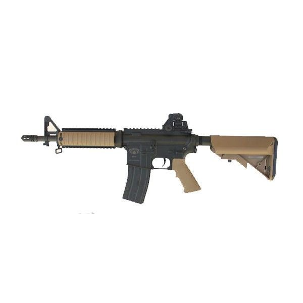 Réplique BW15 Compact RIS Metal Dark Earth AEG