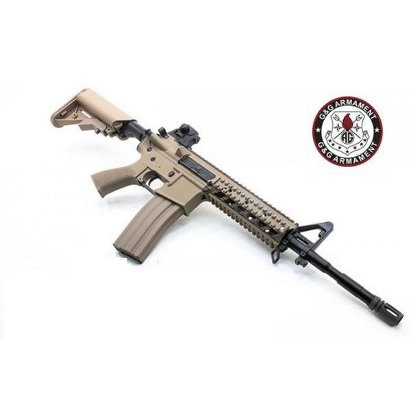 Réplique CM16 Raider long Tan AEG G&G