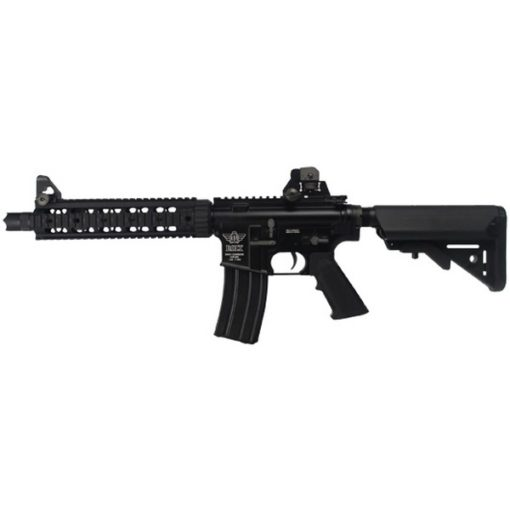 Réplique M4 BOLT FS Recoil Shock Noir Blowback AEG