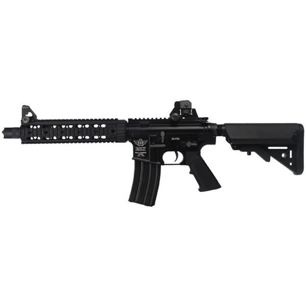 Réplique M4 BOLT FS Recoil Shock Noir Blowback AEG