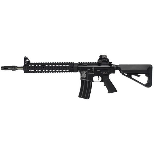 Réplique M4 BOLT LRP Recoil Shock noir blowback AEG