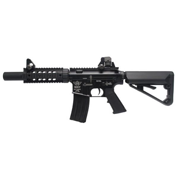 Réplique M4 BOLT TSD Recoil Shock noir blowback AEG