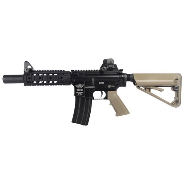 Réplique M4 BOLT TSD Recoil Shock tan blowback AEG