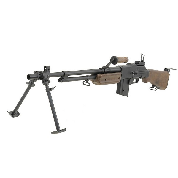 Mitrailleuse BAR 1918A2 Browning AEG