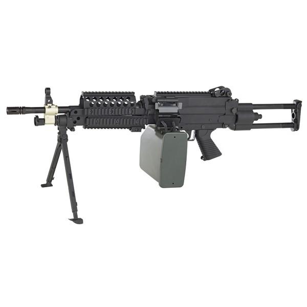 Mitrailleuse FN Minimi Mk46 metal AEG A&K