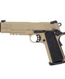 Pistolet Army 1911 Kimber R28 Full metal GBB Tan