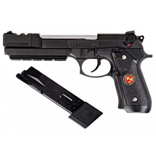 Pistolet Barry Burton M92 Full metal GBB WE