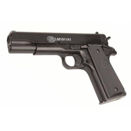 Pistolet Colt 1911 HPA Culasse metal Spring KWC