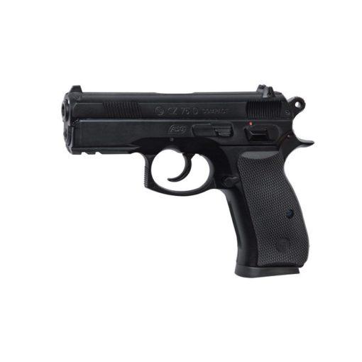 Pistolet CZ 75d Compact Gaz