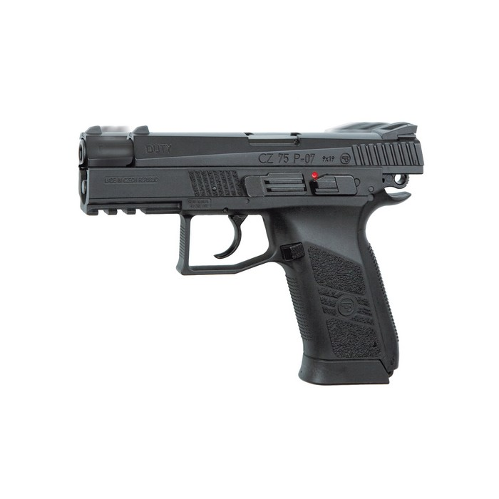 Pistolet CZ75 P07 Duty CO2 GBB