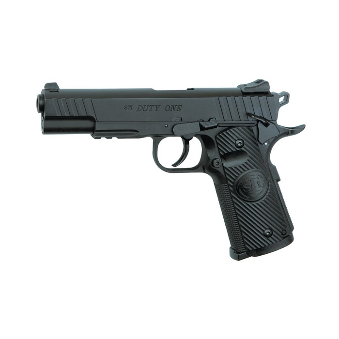 Pistolet Duty One Black CO2 STI