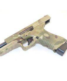 Pistolet G17 APS CO2 GBB V2 Multicam