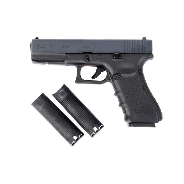 Pistolet G17 Gen4 -GenIV GBB Culasse métal WE
