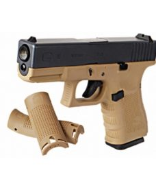 Pistolet G19 Gen 4 IV GBB Tan WE