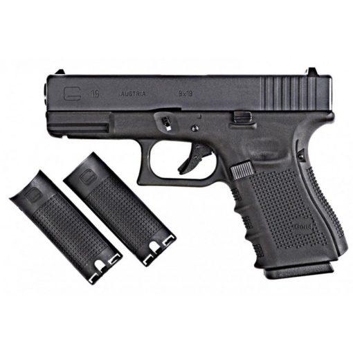 Pistolet G19 Gen 4 IV GBB WE