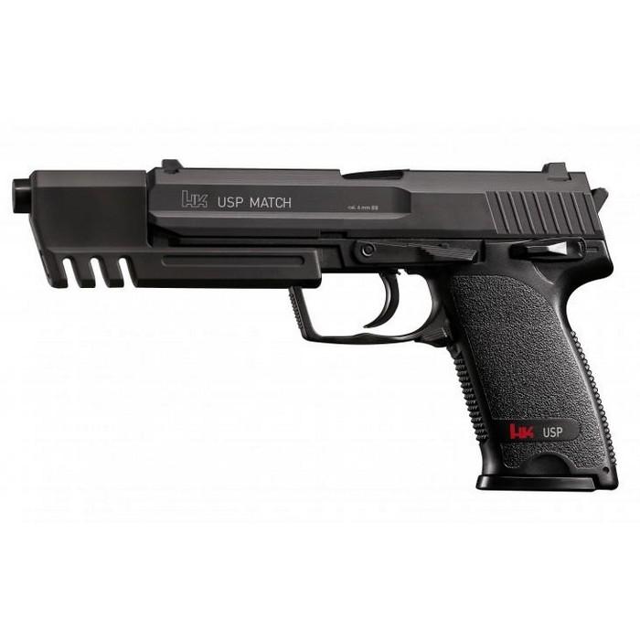 Pistolet H&K USP Match Umarex Gaz
