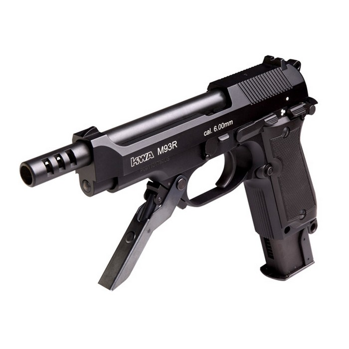 Pistolet KWA KM93R2 Full metal GBB