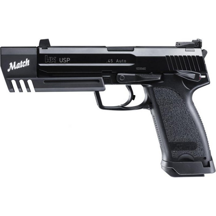 Pistolet KWA USP .45 Match HK GBB Umarex