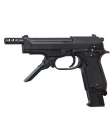 Pistolet Mitrailleur M93R II GBB
