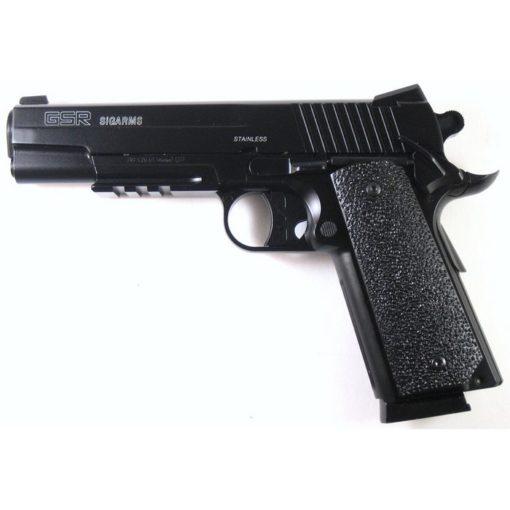 Pistolet SIG Sauer GSR 1911 culasse metal CO2