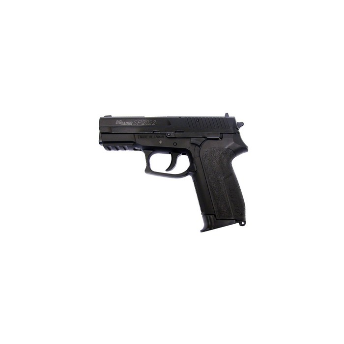 Pistolet SIG Sauer SP2022 Culasse Metal CO2
