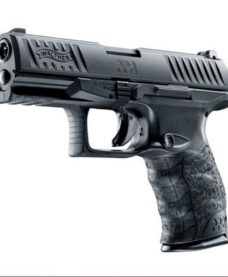 Pistolet Walther PPQ culasse metal GBB VFC