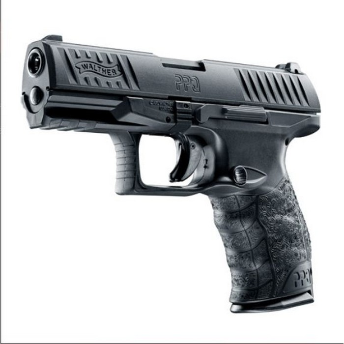 Pistolet Walther PPQ culasse metal GBB VFC