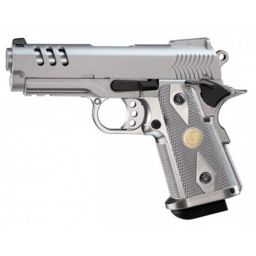 Pistolet WE metal Hi Capa 3.8 GBB