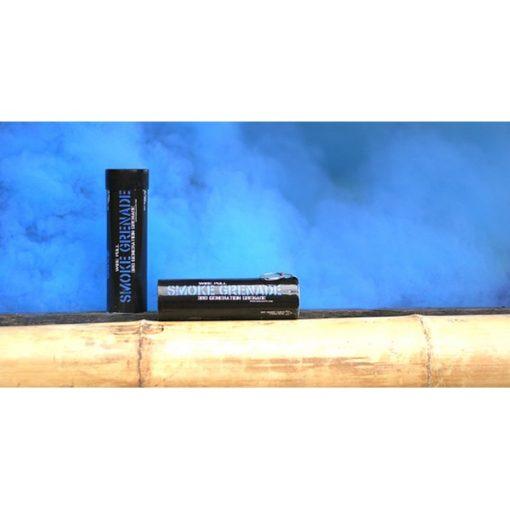 Fumigene Enola Gaye 3eme Gen Ring Pull bleu