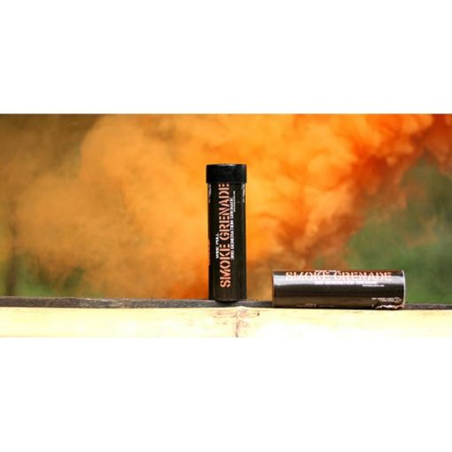 Fumigene Enola Gaye 3eme Gen Ring Pull Orange