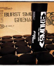 Fumigene Enola Gaye BURST 4e Gen Ring Pull Blanc