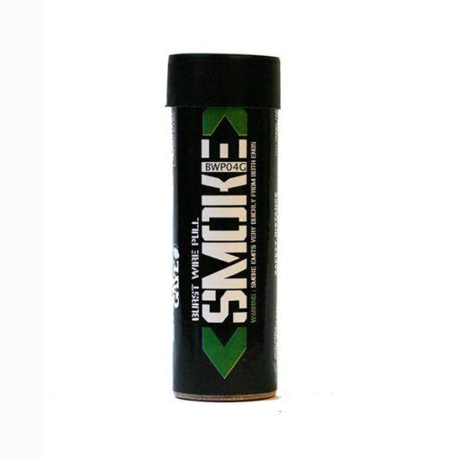 Fumigene Enola Gaye BURST 4e Gen Ring Pull Vert