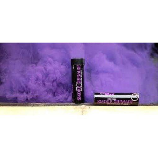 Fumigene Enola Gaye BURST 4e Gen Ring Pull Violet