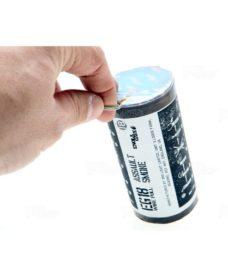 Fumigene Enola Gaye EG18 Assault Smoke Ring pull Jaune