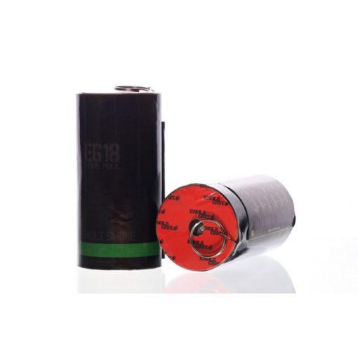 Fumigene Enola Gaye EG18 Assault Smoke Ring pull Vert