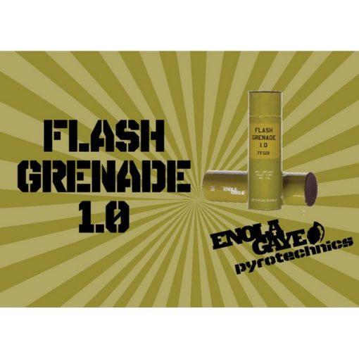 Grenade Flash éblouissante et détonante Enola Gaye