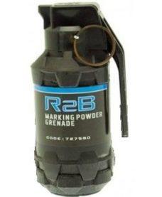 Grenade Poudre bleue R2BM Evo Taginn