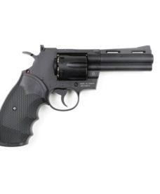 "réplique Révolver Colt Phyton Noir 4"" CO2"