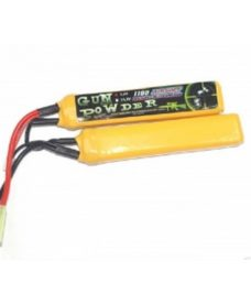 Batterie double mini Stick A2PRO LiPo 7.4V 1100 mAh