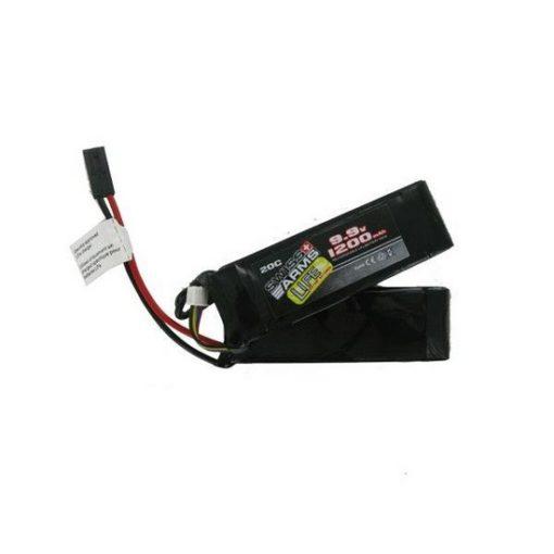 Batterie LiFe 9.9V 1200 mAh 20C Swiss Arms