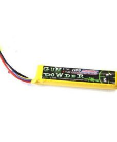 Batterie mini stick A2PRO LiPo 7.4V 1100 mAh