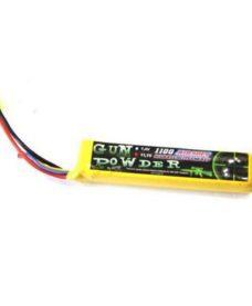 Batterie mini stick A2PRO LiPo 7.4V 1100 mAh