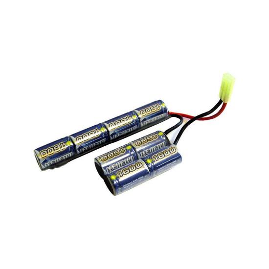 Batterie NimH SIG 556 Shorty 9.6V 1600 mAh Intellect