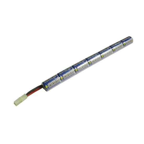 Batterie NimH Type baton 8.4V 1400 mAh Intellect