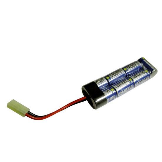 Batterie NimH Type Mini 8.4V 1600 mAh Intellect